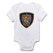 Fort Worth Police Infant Bodysuit