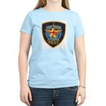 Fort Worth Police Women's Pink T-Shirt