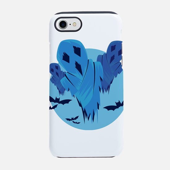 Halloween midnight Ghouls and iPhone 7 Tough Case