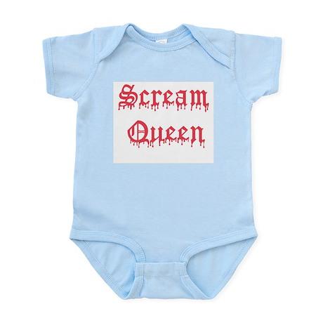 Scream Queen Infant Bodysuit