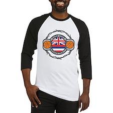 Hawaii Basketball Baseball Jersey
