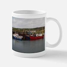 Valencia Island Boats Mug