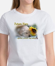 Future hero sponsor a service dog today! T-Shirt