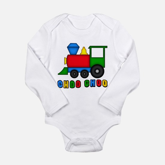 Choo Choo Train Body Suit