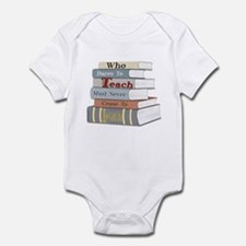 Teach... Learn Infant Bodysuit