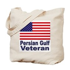 Persian Gulf Veteran Tote Bag