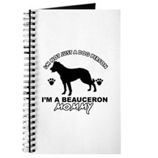 Beauceron Mommy designs Journal