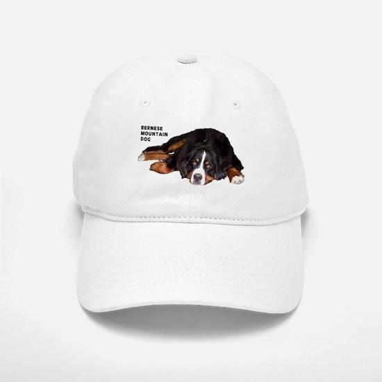 Bernese Mountain Dog - Baseball Baseball Cap