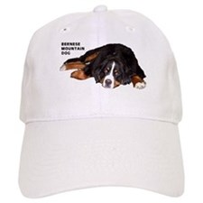 Bernese Mountain Dog - Baseball Cap