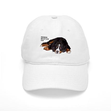 Bernese Mountain Dog - Cap