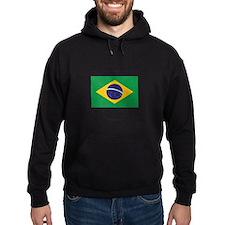 Brazil Recife Mission - Brazil Flag - Hoodie