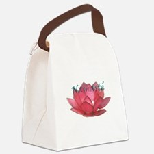 namasté copia.png Canvas Lunch Bag