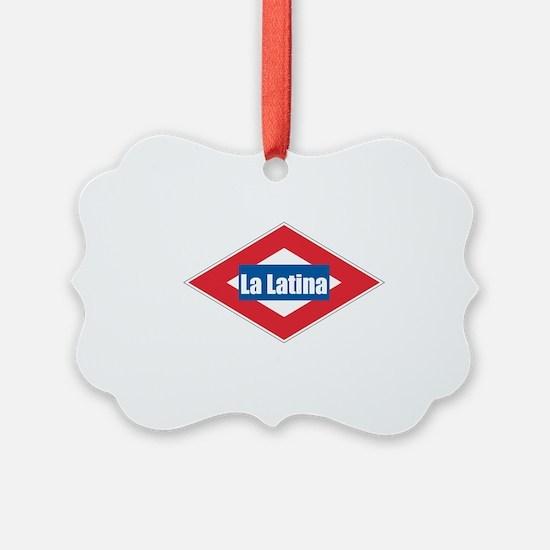 La Latina.png Ornament