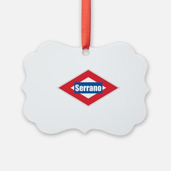serrano.png Ornament