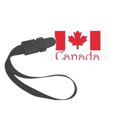 Canada flag.png Luggage Tag
