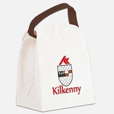 kilkenny with name.png Canvas Lunch Bag