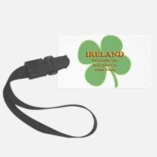 Ireland.png Luggage Tag