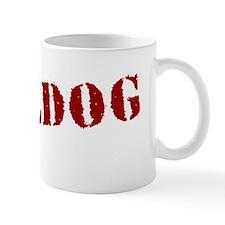 Bulldog Stamp Coffee Mug