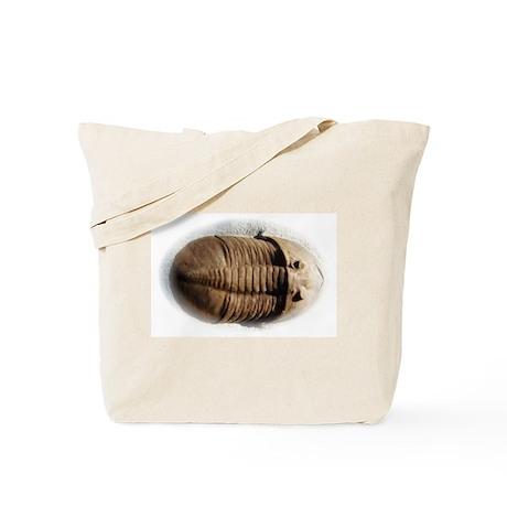 Asaphus trilobite Tote Bag