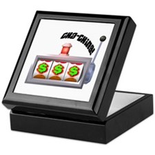 Cha-Ching! Slots! Keepsake Box