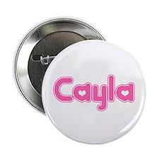 """Cayla"" Button"