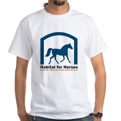 Men's Volunteer White T-Shirt