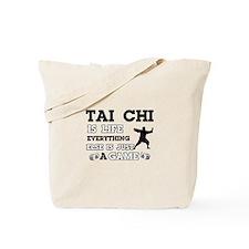 Tai Chi is life Tote Bag