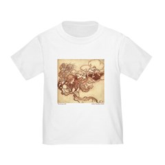 Rackham's Goose Girl Toddler T-Shirt