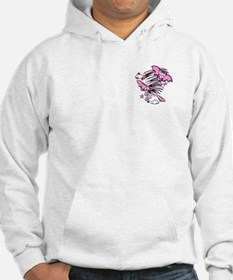 BATTY ABOUT PINK Hoodie