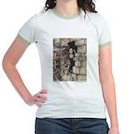 Rackham's Maid Maleen Jr. Ringer T-Shirt