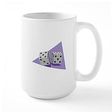 Dice Design Mug