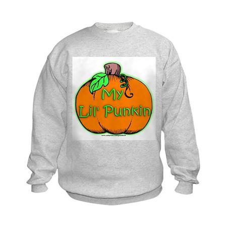 Lil' Punkin Kids Sweatshirt