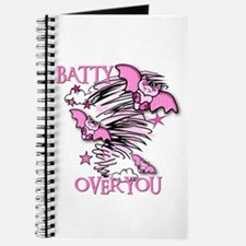BATTY OVER YOU Journal