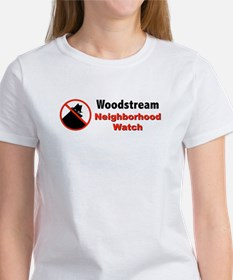 Neighborhood Watch Women's T-Shirt
