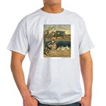 Rackham's Tattercoats Ash Grey T-Shirt