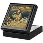 Rackham's Tattercoats Keepsake Box