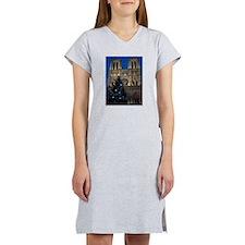 Notre Dame de Paris a NOEL Women's Nightshirt