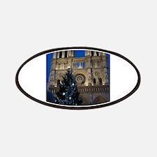 Notre Dame de Paris a NOEL Patches
