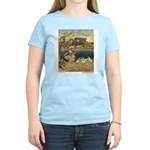 Rackham's Tattercoats Women's Pink T-Shirt