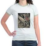Rackham's Snow White & Rose Red Jr. Ringer T-Shirt