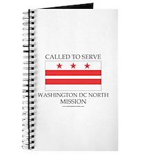 Washington DC North Mission - Washington DC Flag -