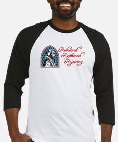 REFORMED Jersey--Witness White & Red, Blk, or Blue