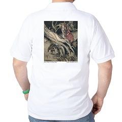 Rackham's Snow White & Rose Red T-Shirt