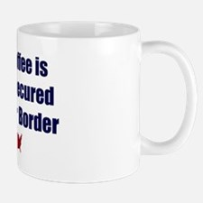 Secured Coffee Mug