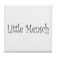 Little Mensch Tile Coaster