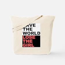 Save The World... Tote Bag