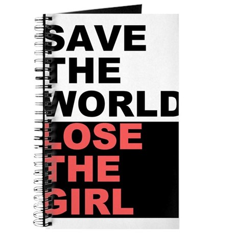 Save The World... Journal