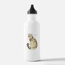 European Wild Cat Water Bottle