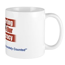 Save Our Democracy Mug