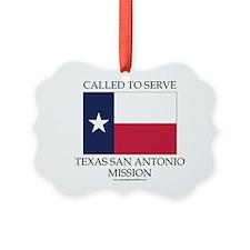 Texas San Antonio Mission - Texas Flag - Called to